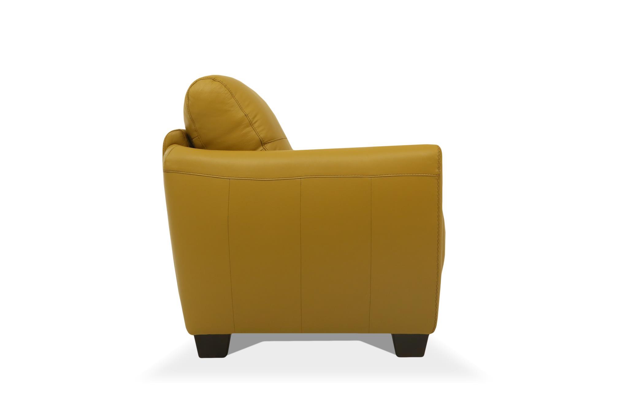 Mustard Chair Side