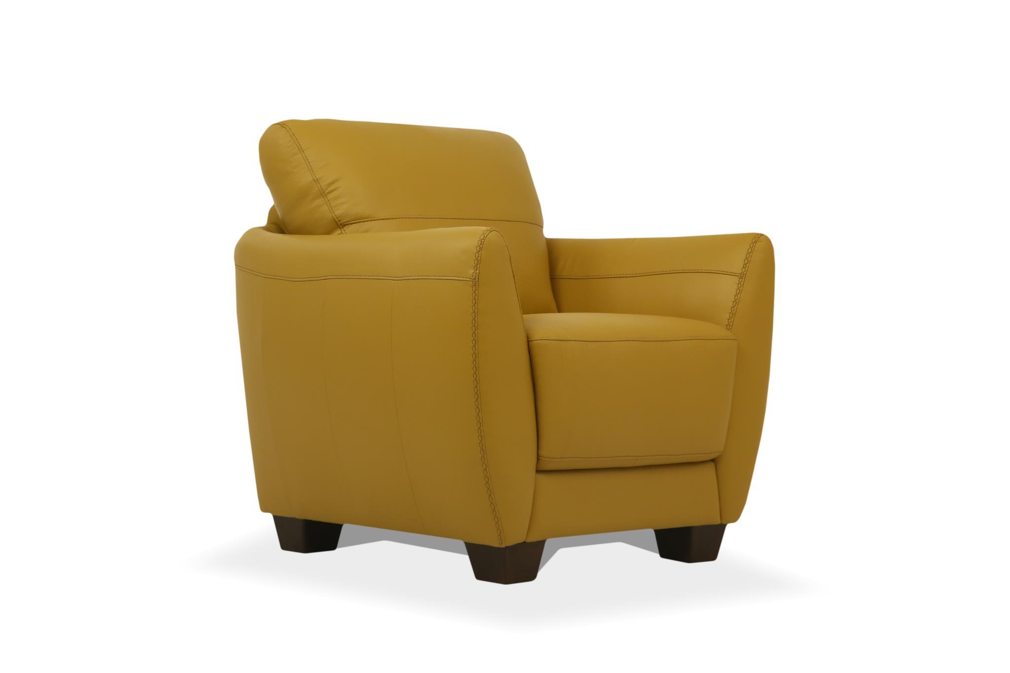 Mustard Chair