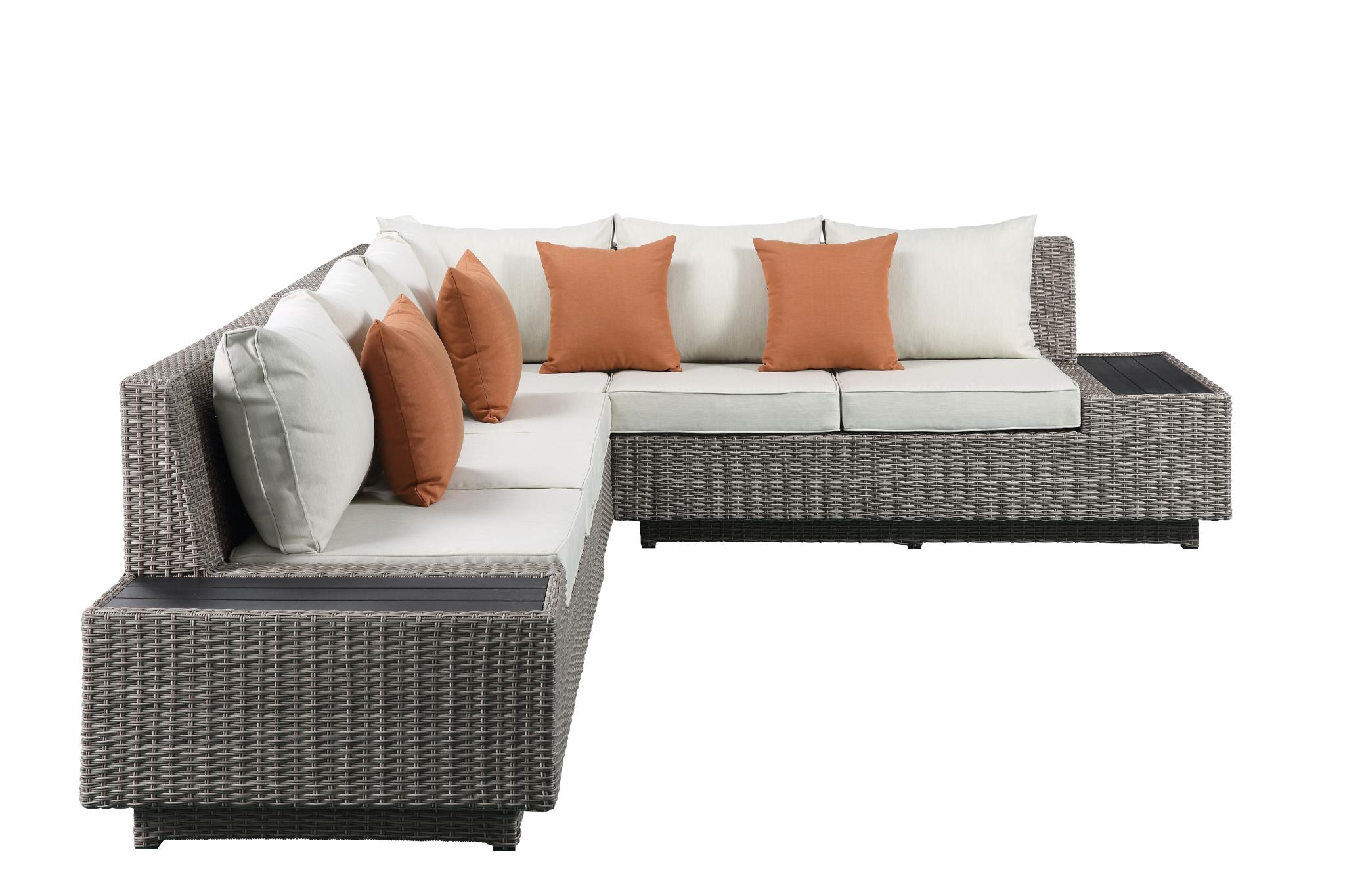 Sectional Sofa Side View