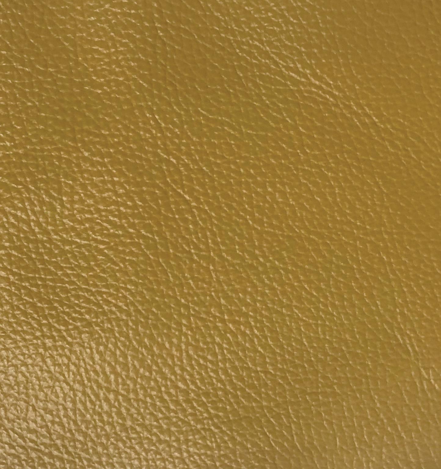 Mustard Upholstery Finish