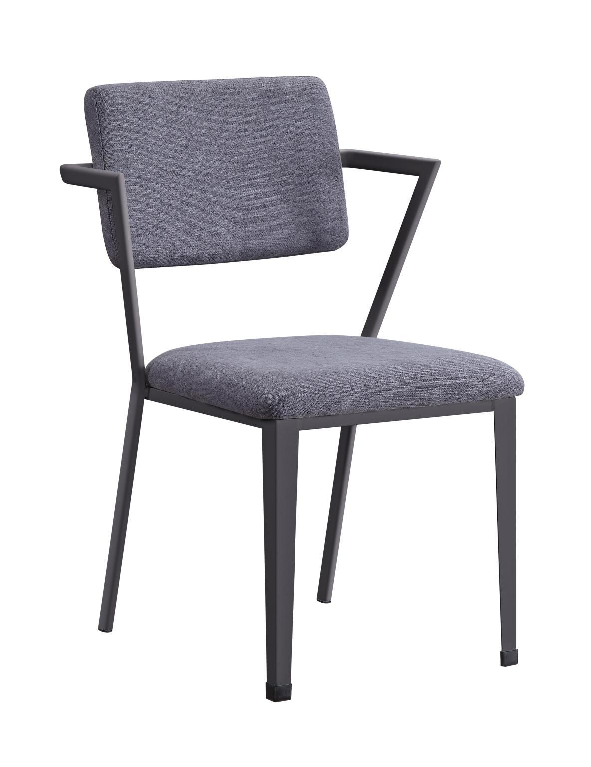 Gunmetal Chair