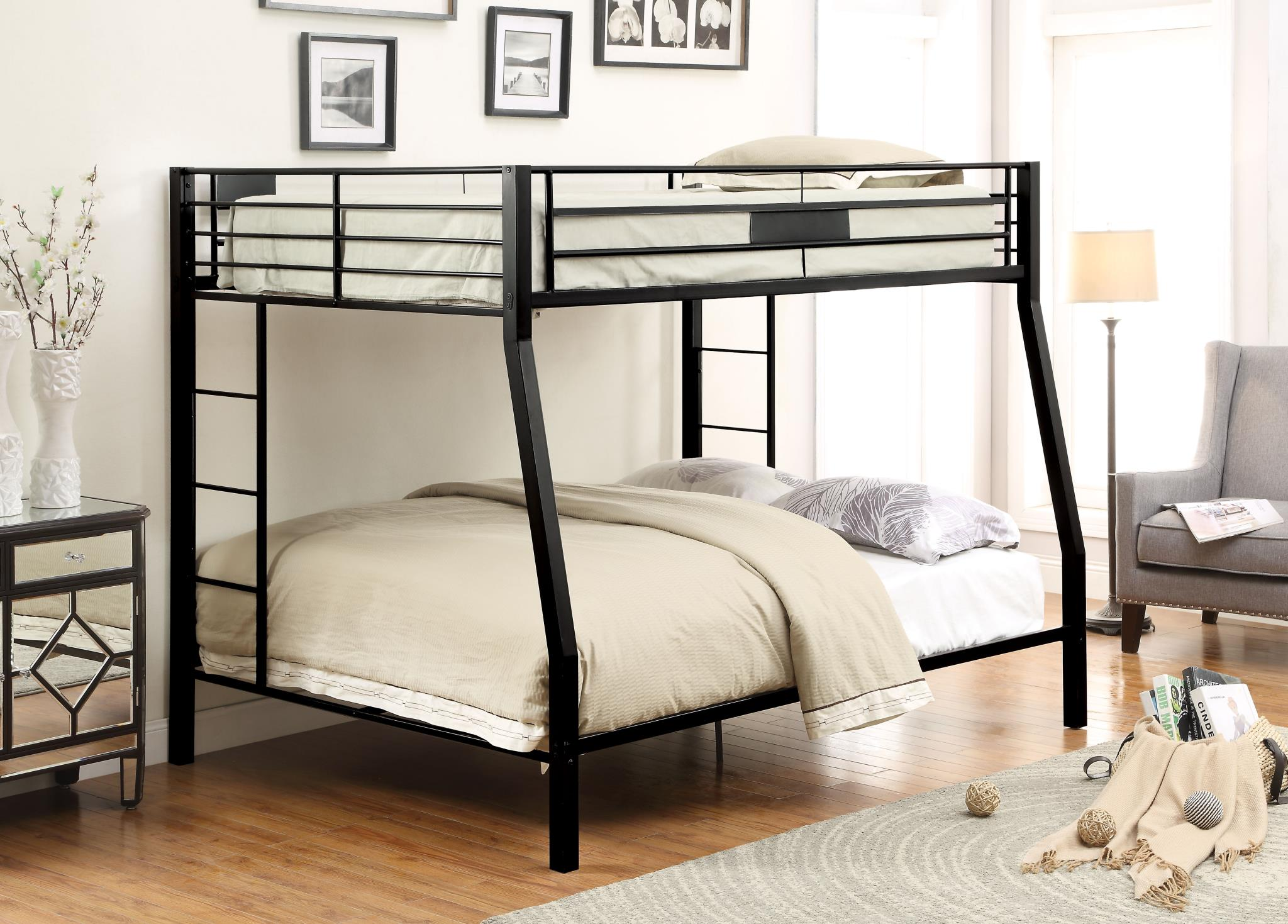 Full XL/Queen Bunk Bed