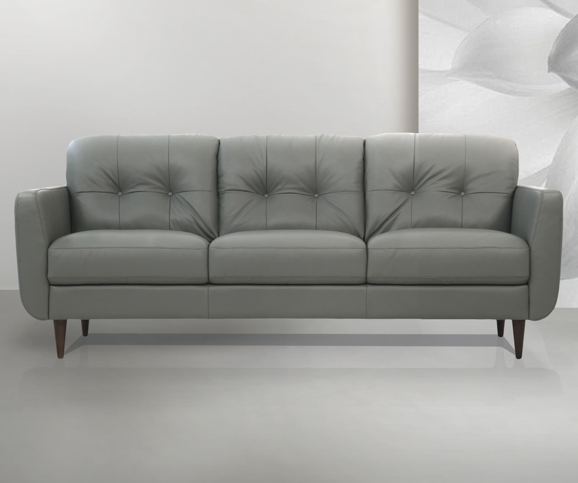 Pesto Green Complete Sofa Set