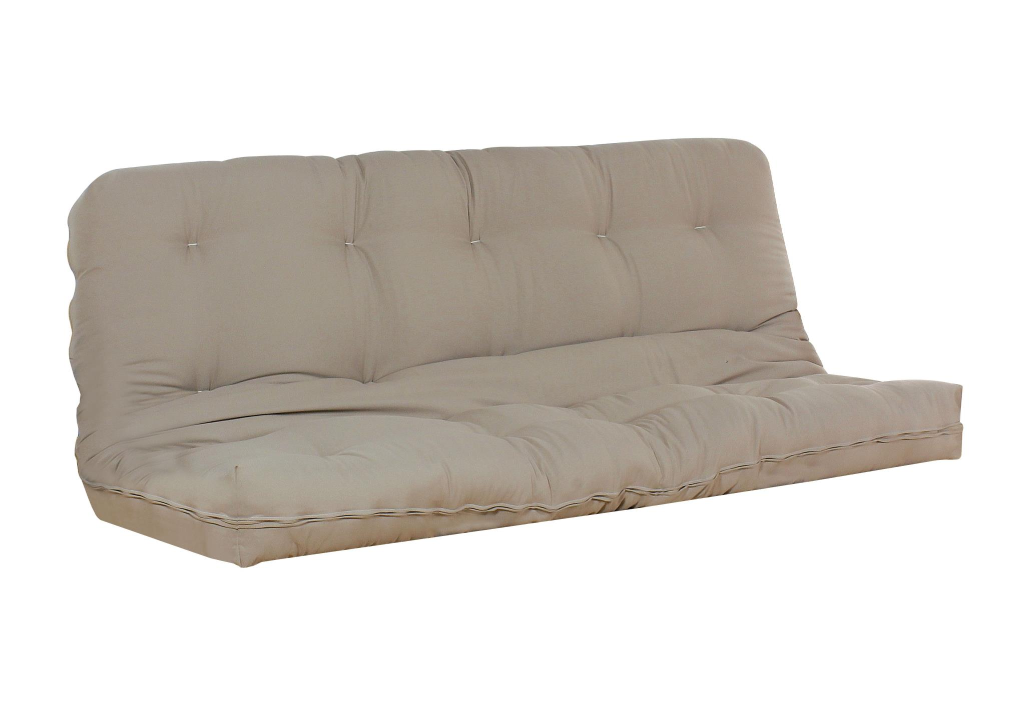 Khaki Futon Mattress