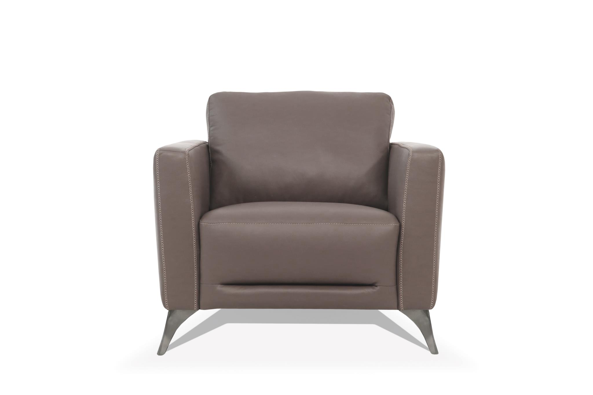 Taupe Chair Front