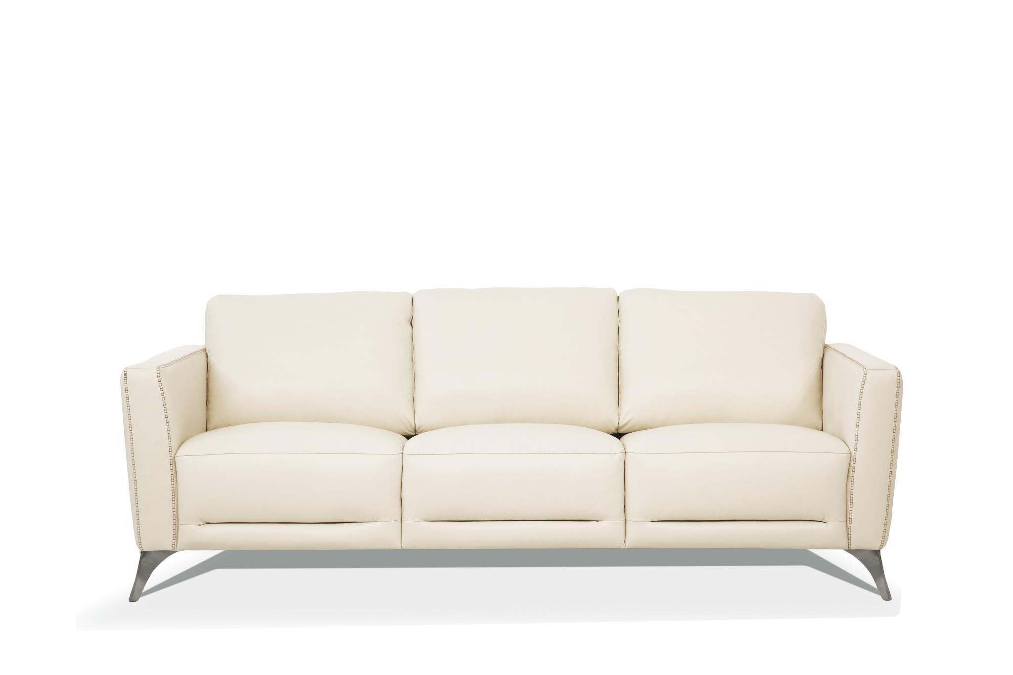 Cream Sofa Front