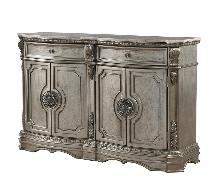 Server w/ Marble Top