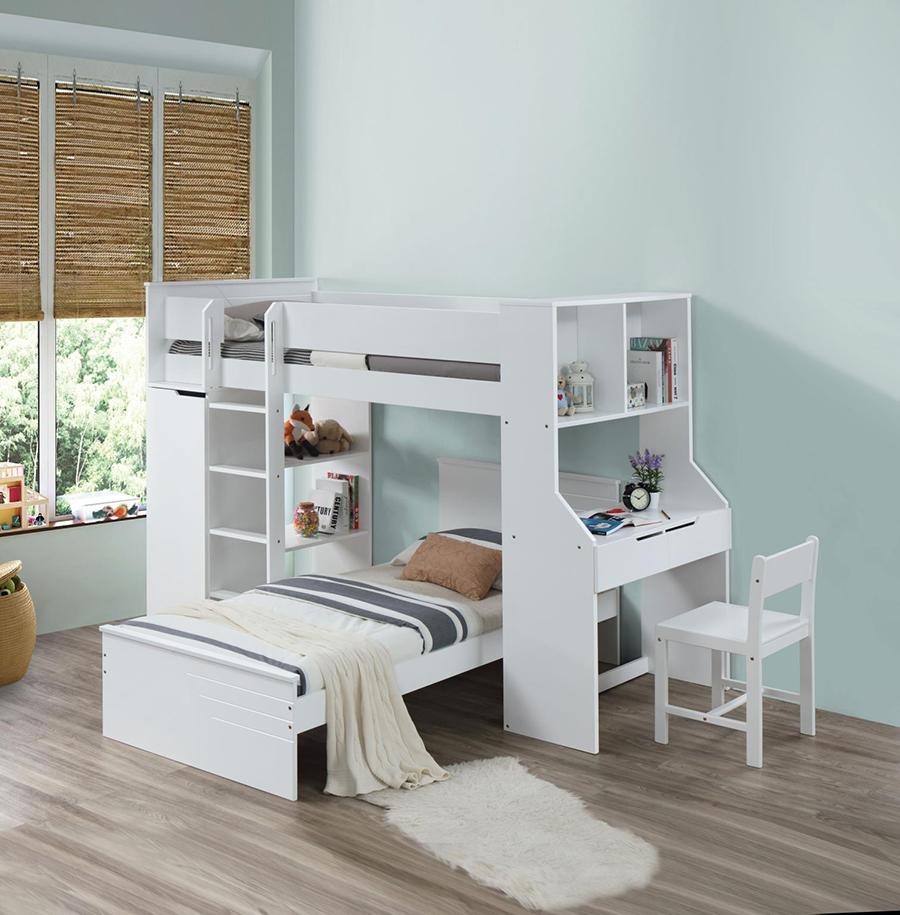 Complete Loft Bed Set