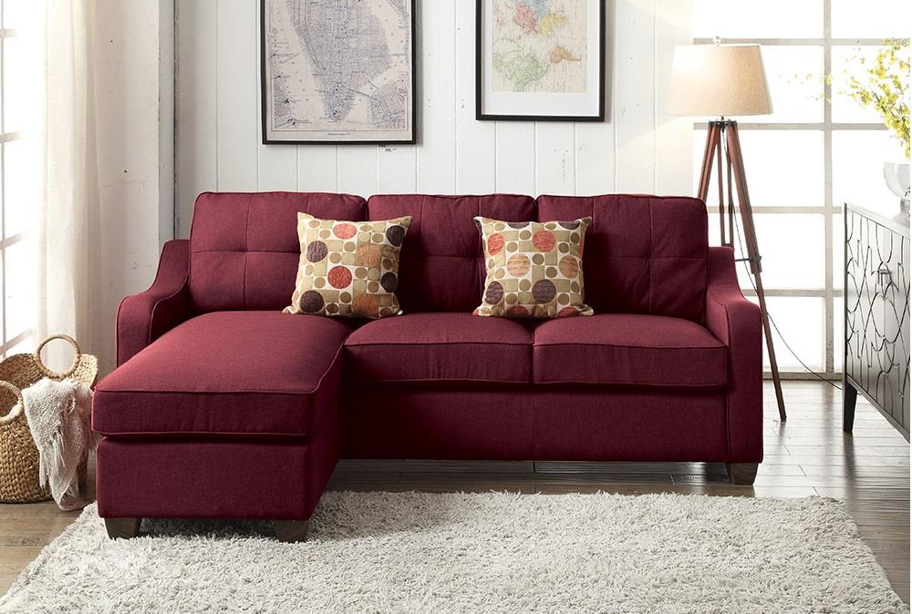 Sectional Sofa w/ Ottoman as Left Facing Chaise
