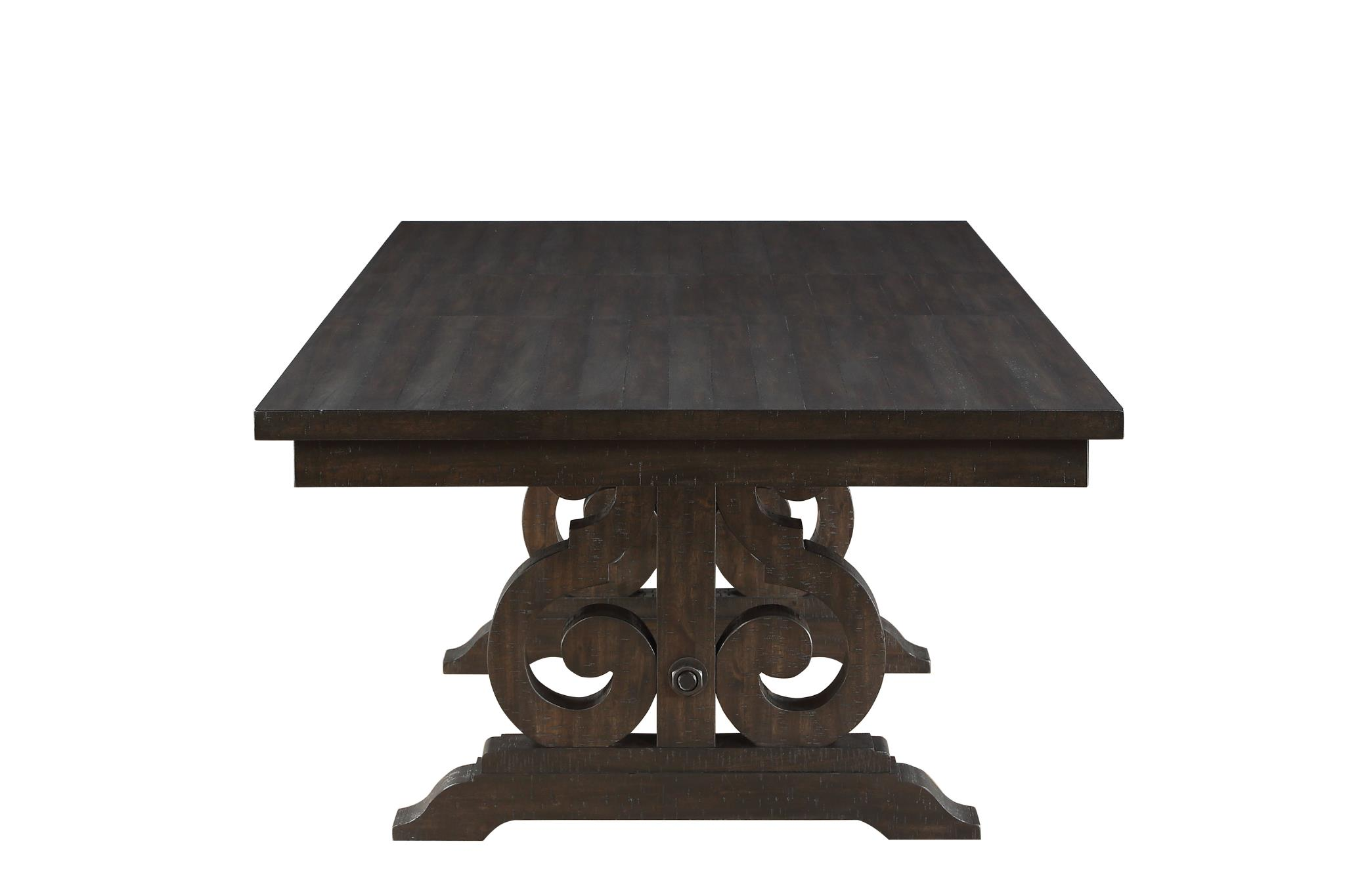 Dining Table Pedestal Base