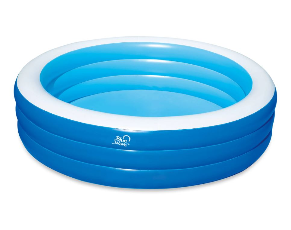 Inflatable Round Family Pool