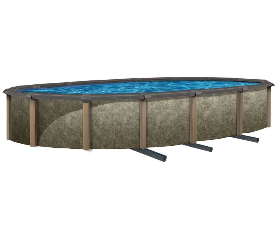 Riviera Oval Pool