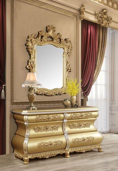 Seville Dresser w/ Mirror