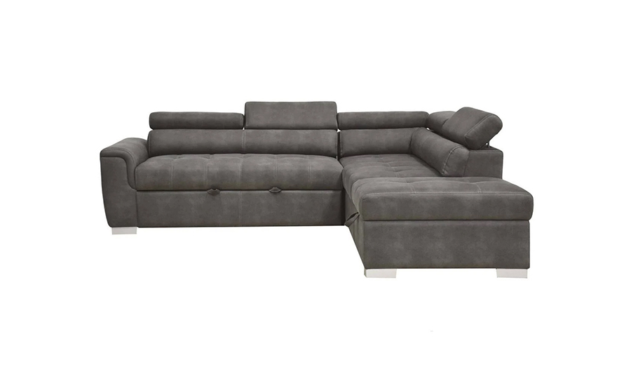 Sectional Sleeper Sofa Front