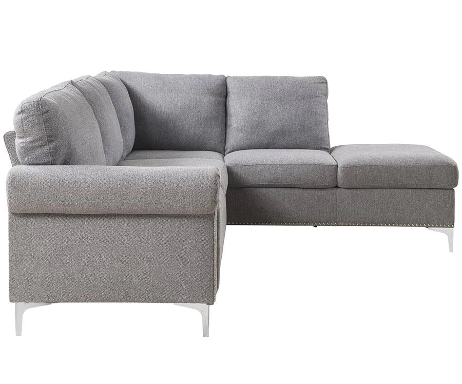 L-Shape Sectional Sofa Side