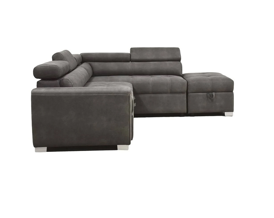 Sectional Sleeper Sofa Left Facing Side