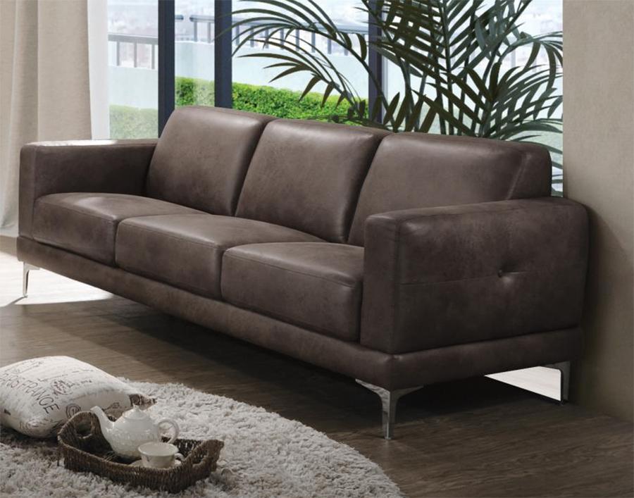 Brown Stone Sofa