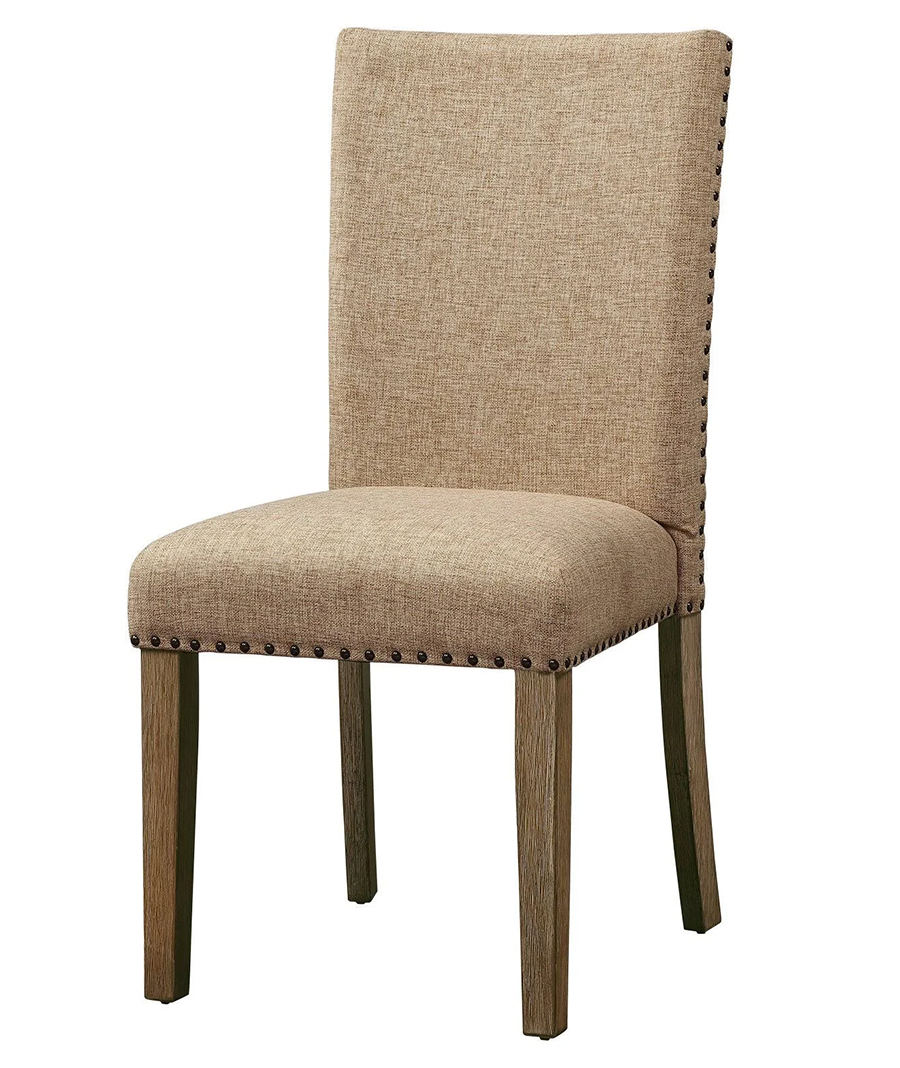 Padded Back Side Chair