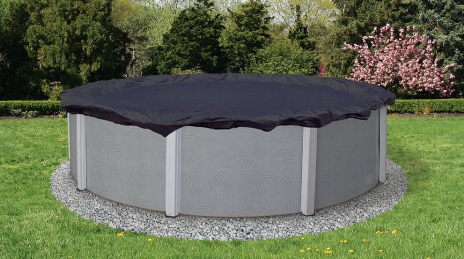 8 Year Arctic Armor Winter Pool Cover (Pool Not as Pictured)