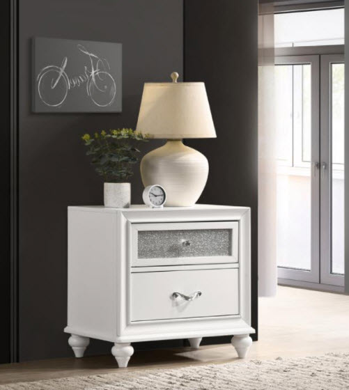Nightstand White