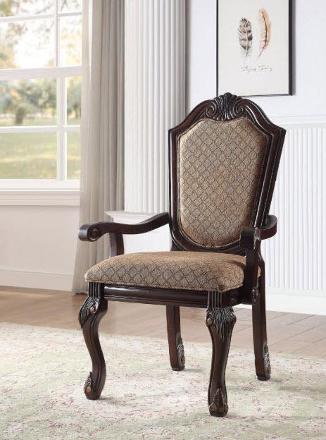 Espresso Arm Chair