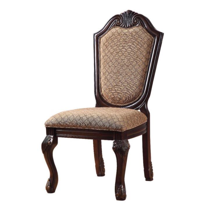 Espresso Side Chair