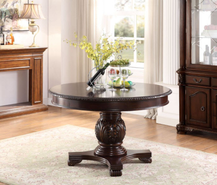 Espresso Table