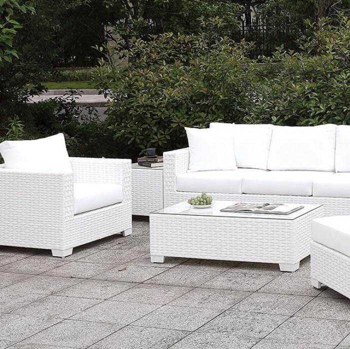 Patio Sofa Set Close Up