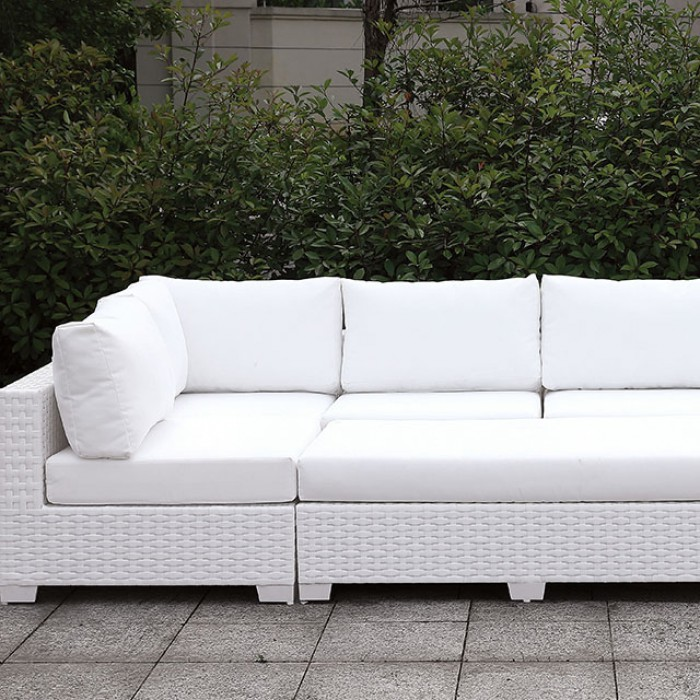 Patio Daybed Close Up