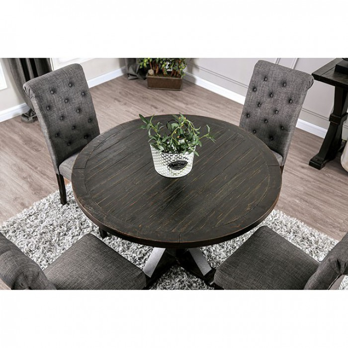 Round Dining Table Top Details