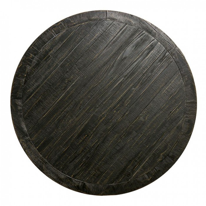 Round Dining Table Top View