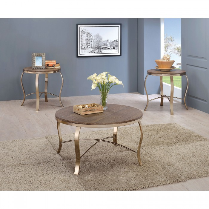 Complete 3-Piece Table Set