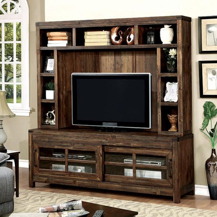 Complete TV Consolew/ Hutch