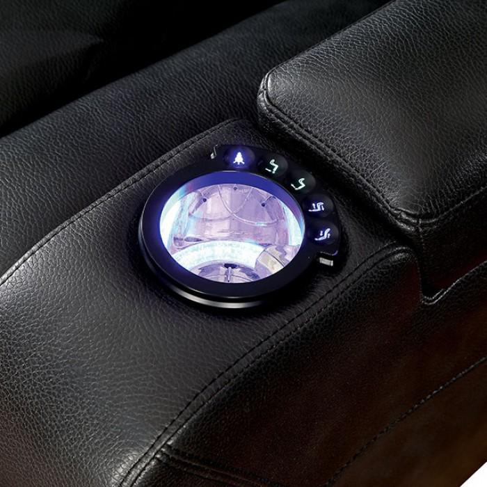 Cup Holder w/ LED Light On