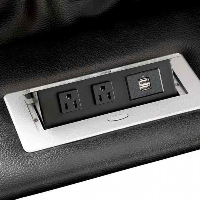 USB Outlet in Console
