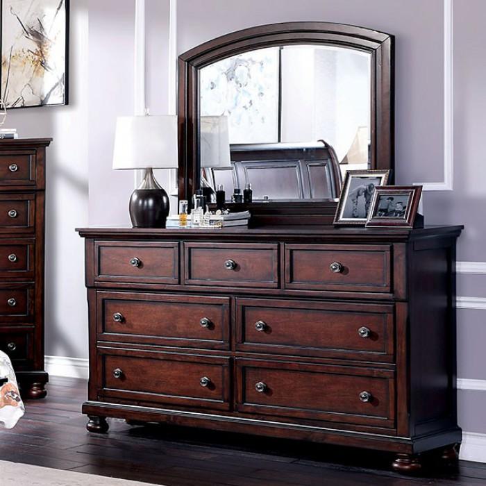 Dresser w/ Mirror