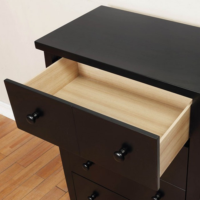 Chest Top Drawer Opened