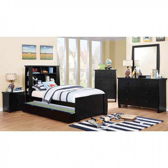 Complete Black Bedroom Set