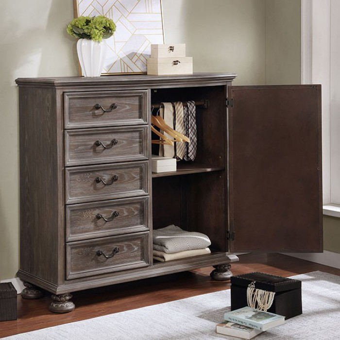 Armoire Used with Shelf