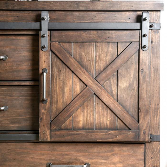 Dresser Sliding Door Details