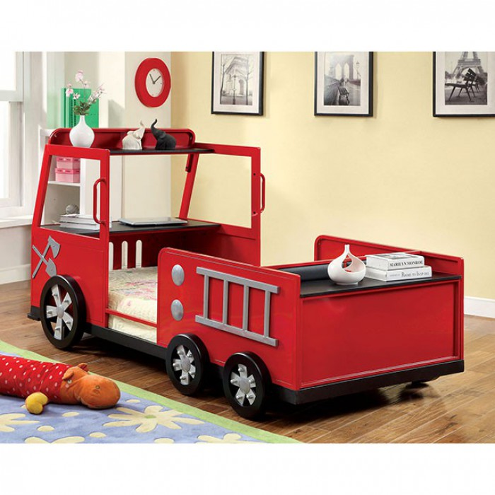 Rescuer Bed Back
