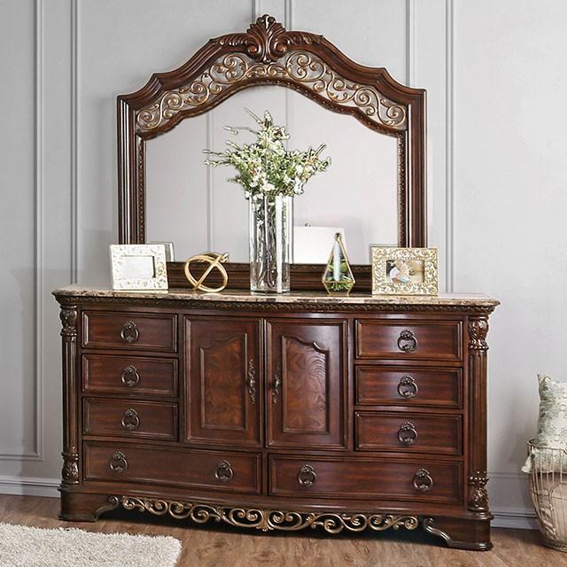 Dresser + Mirror