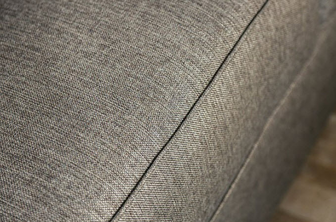 Granite/Navy/Gold Loveseat