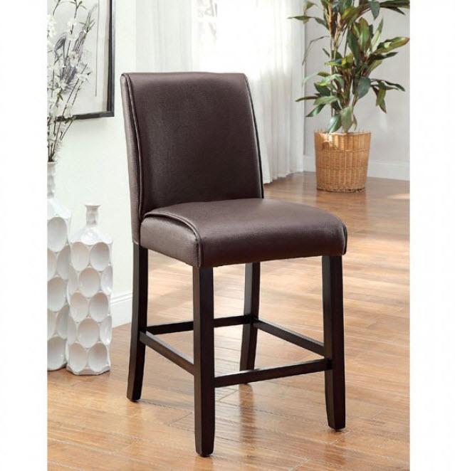 Dark Walnut Chair