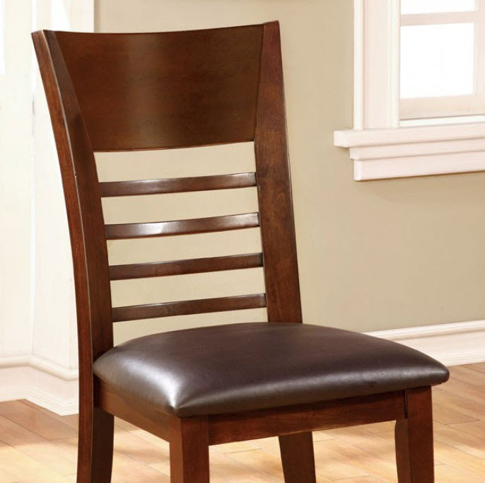 Brown Cherry Chair