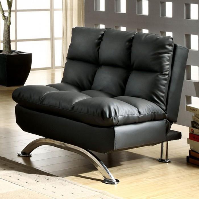 Black Futon Chair