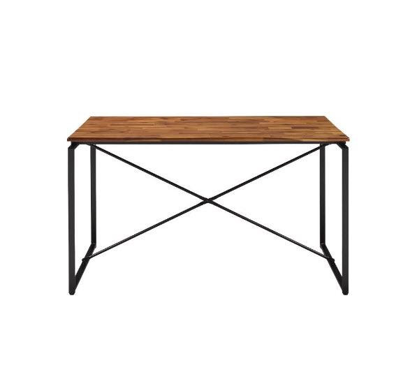 Black & Oak Table