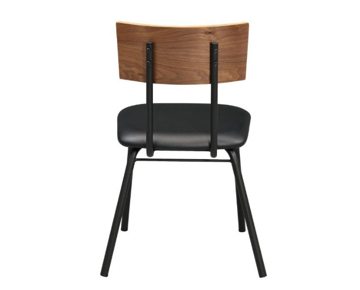 Black & Oak Chair
