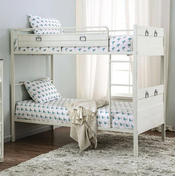 Mccredmond Ii Metal Frame Bunk Bed