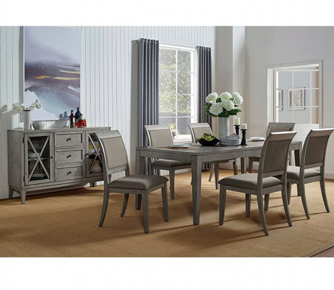 Table W/Chairs & Server